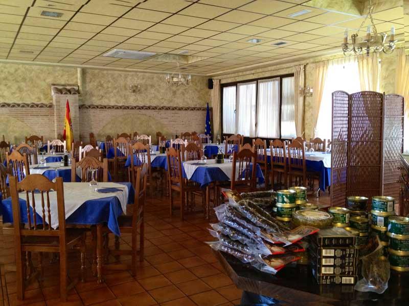 Salón / Restaurante